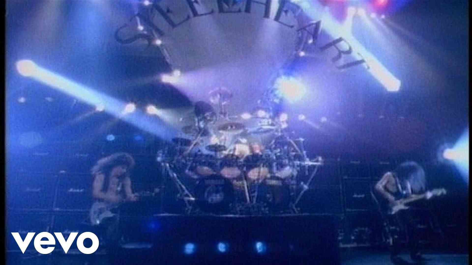 Steelheart - She's Gone - YouTube