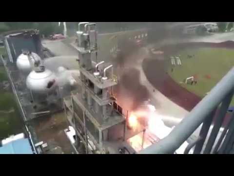 フランスで原発が爆発!放射能漏れの心配は?Nuclear explosion in France - YouTube