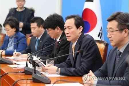 駐韓大使復帰しない場合は駐日大使も帰国を=韓国最大野党 (聯合ニュース) - Yahoo!ニュース