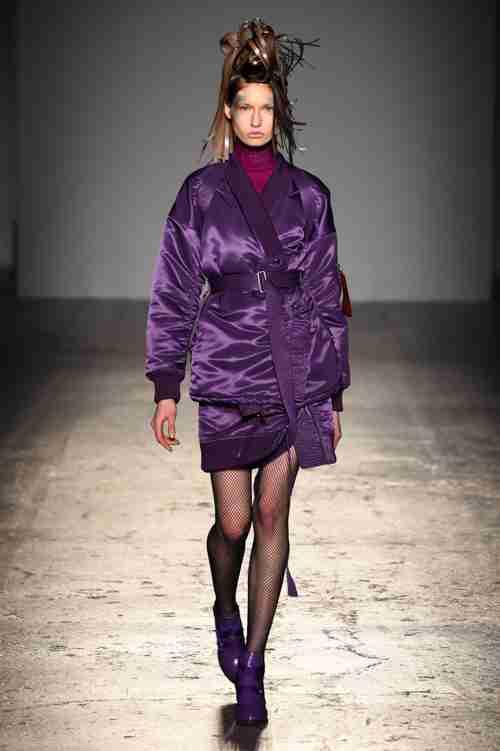 アツシ ナカシマ 2017年秋冬コレクション - 細分化される再構築と心地よいジャポニズムの風 | ファッションプレス