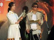 GACKT、佐々木希にデレデレ「かわいい人には優しいですよ」  - 芸能社会 - SANSPO.COM(サンスポ)