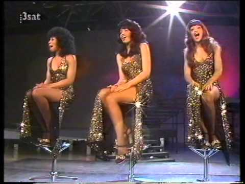 The Three Degrees - Dirty Old Man - YouTube