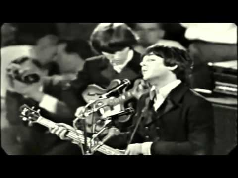The Beatles - Yesterday  (Live 1965) - YouTube