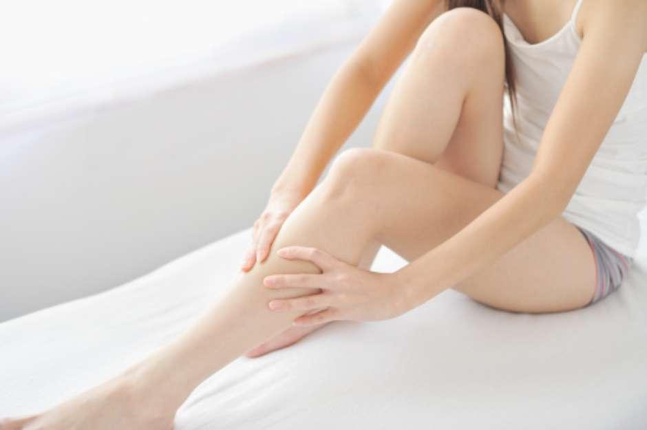 【美容】脚、腕の毛穴ブツブツ