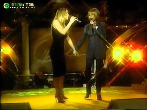 Whitney Houston & Mariah Carey - When You Believe (The Oprah Winfrey Show Live) - YouTube