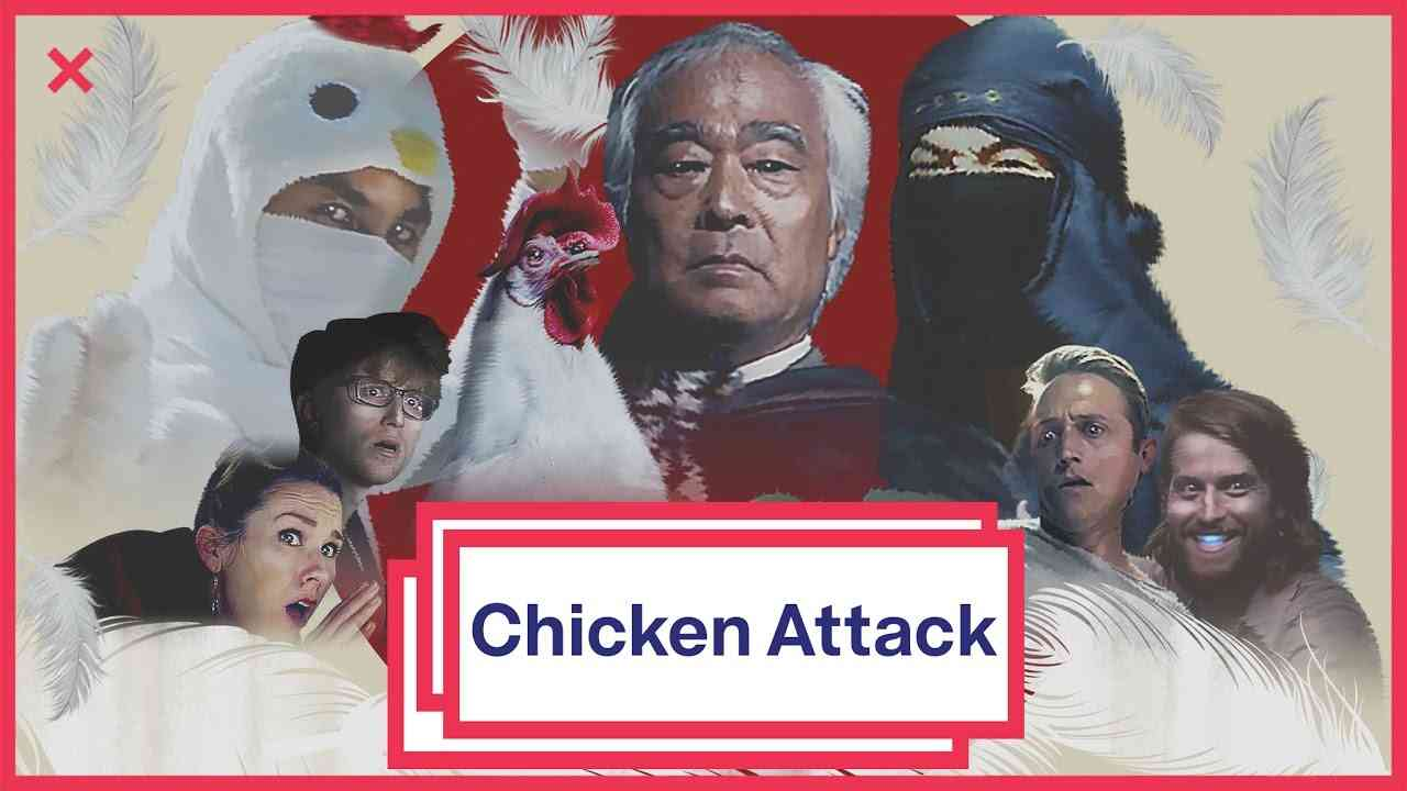 Chicken Attack // SONG VOYAGE // Japan // - YouTube