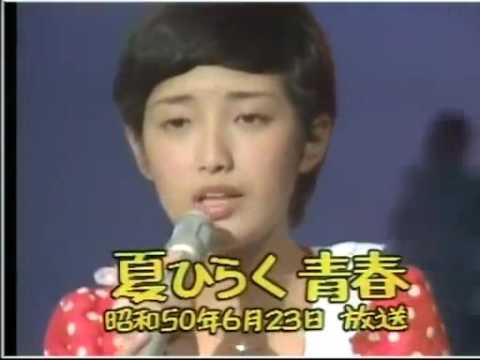 特集 さよなら 山口百恵 夜のヒットスタジオ 1980 10 06 - YouTube