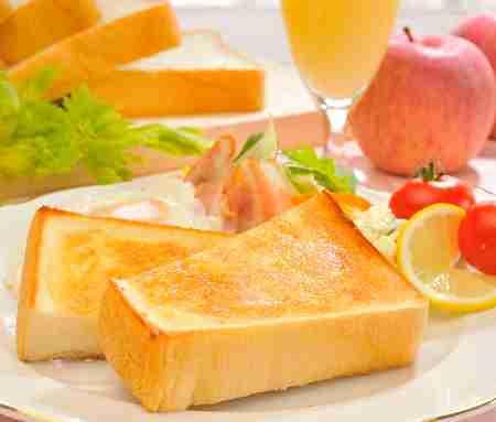 朝食食べる?