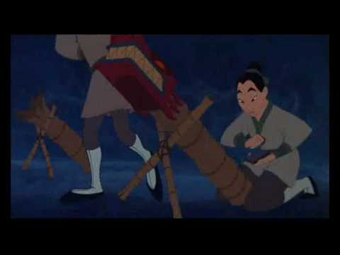 Mulan - i'll make a man out of you - YouTube