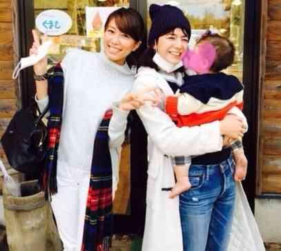 里田まい、日本ではできない派手ファッションを米で楽しむ