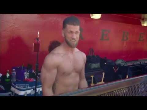 Bryce Harper: 'My body feels pretty unbelievable' - YouTube