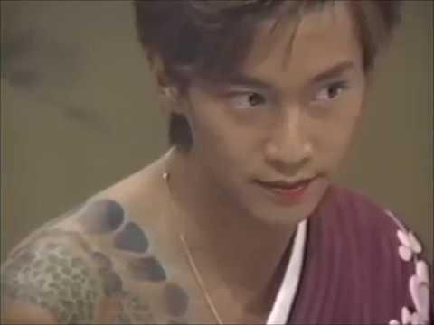 歌謡コント 『実録・雷一家』 青いイナズマ - YouTube