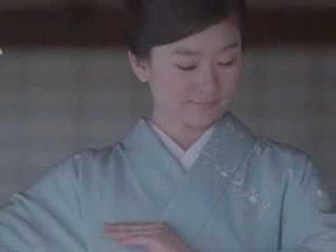篠原涼子-辻利お茶CM - YouTube