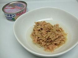 缶詰を使ったレシピ