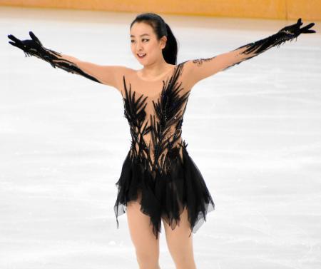 浅田真央が引退! 自身のブログで発表