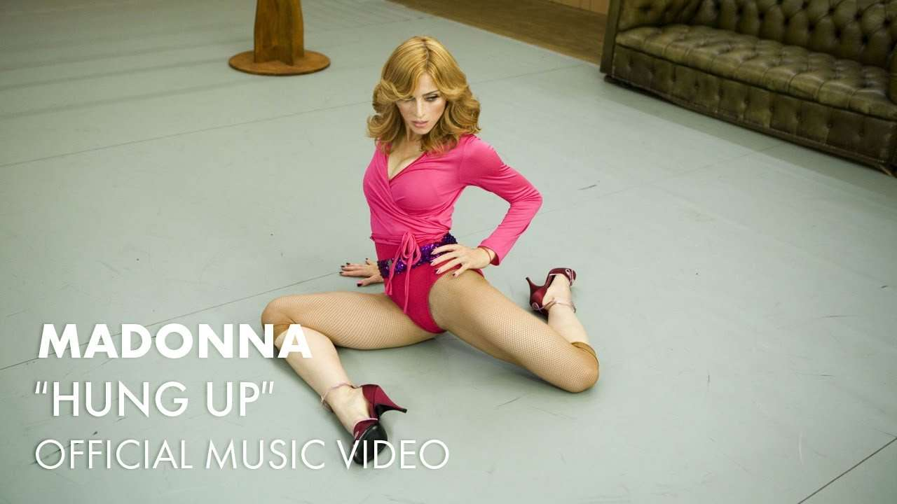Madonna - Hung Up (Official Music Video) - YouTube