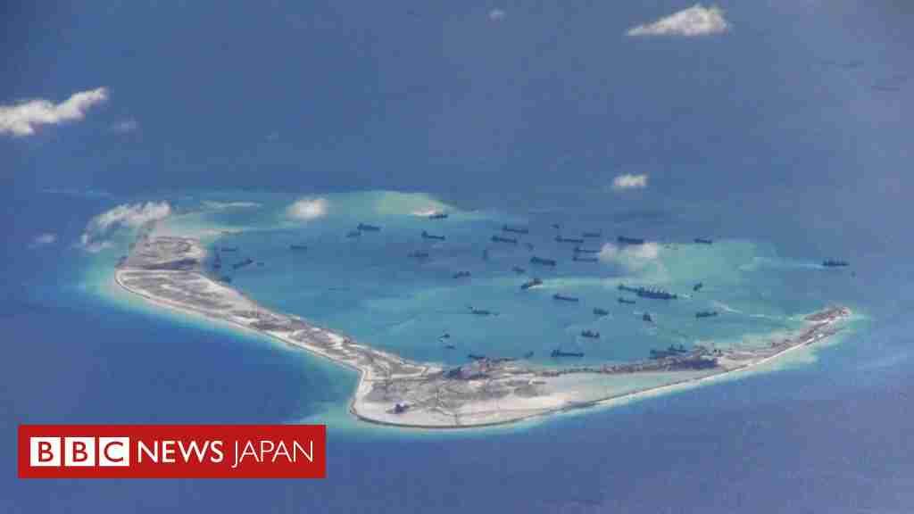 中国の南シナ海領有権主張、法的根拠なし 常設仲裁裁判所 - BBCニュース