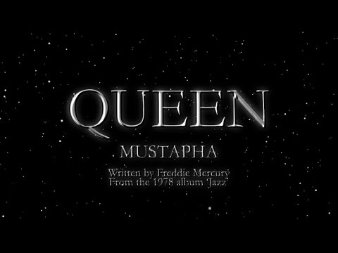 Queen - Mustapha (Official Montage Video) - YouTube
