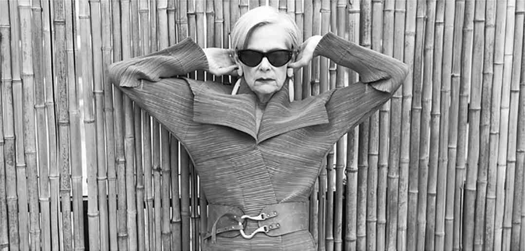The Social Worker Who Became an Accidental Fashion Icon