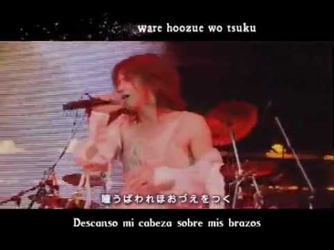 L'Arc~en~Ciel - 夏の憂鬱 [Time to Say Good-bye] Live - YouTube