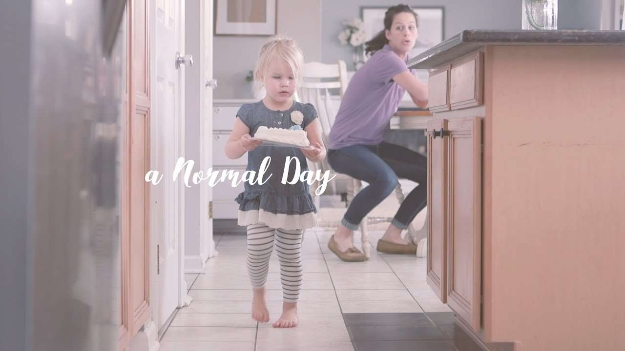 A Normal Day - YouTube