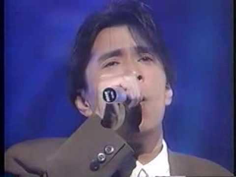 徳永英明 レイニーブルー 1990年前後 - YouTube
