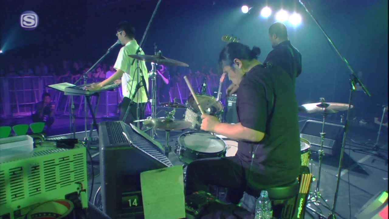 ZAZEN BOYS - ポテトサラダ @ FREEDOMMUNE 0<ZERO> ONE THOUSAND 2013 - YouTube