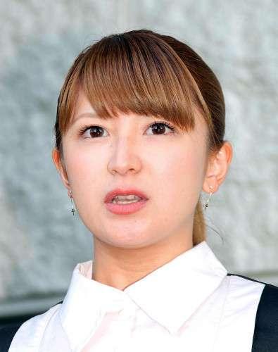 矢口真里、再婚報道を否定「はっきりと言います。本当にございません」 (スポーツ報知) - Yahoo!ニュース