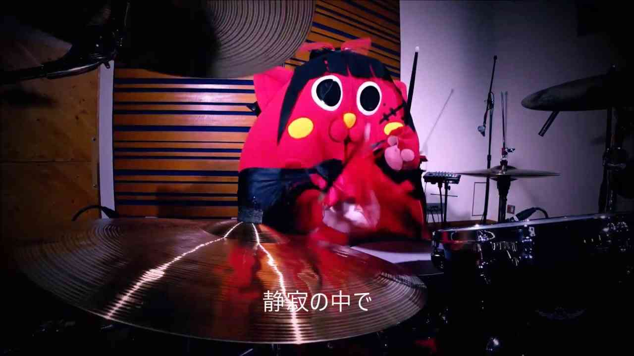 BABYMETAL ~紅月-アカツキ- AKATSUKI~ Drum Cover - YouTube