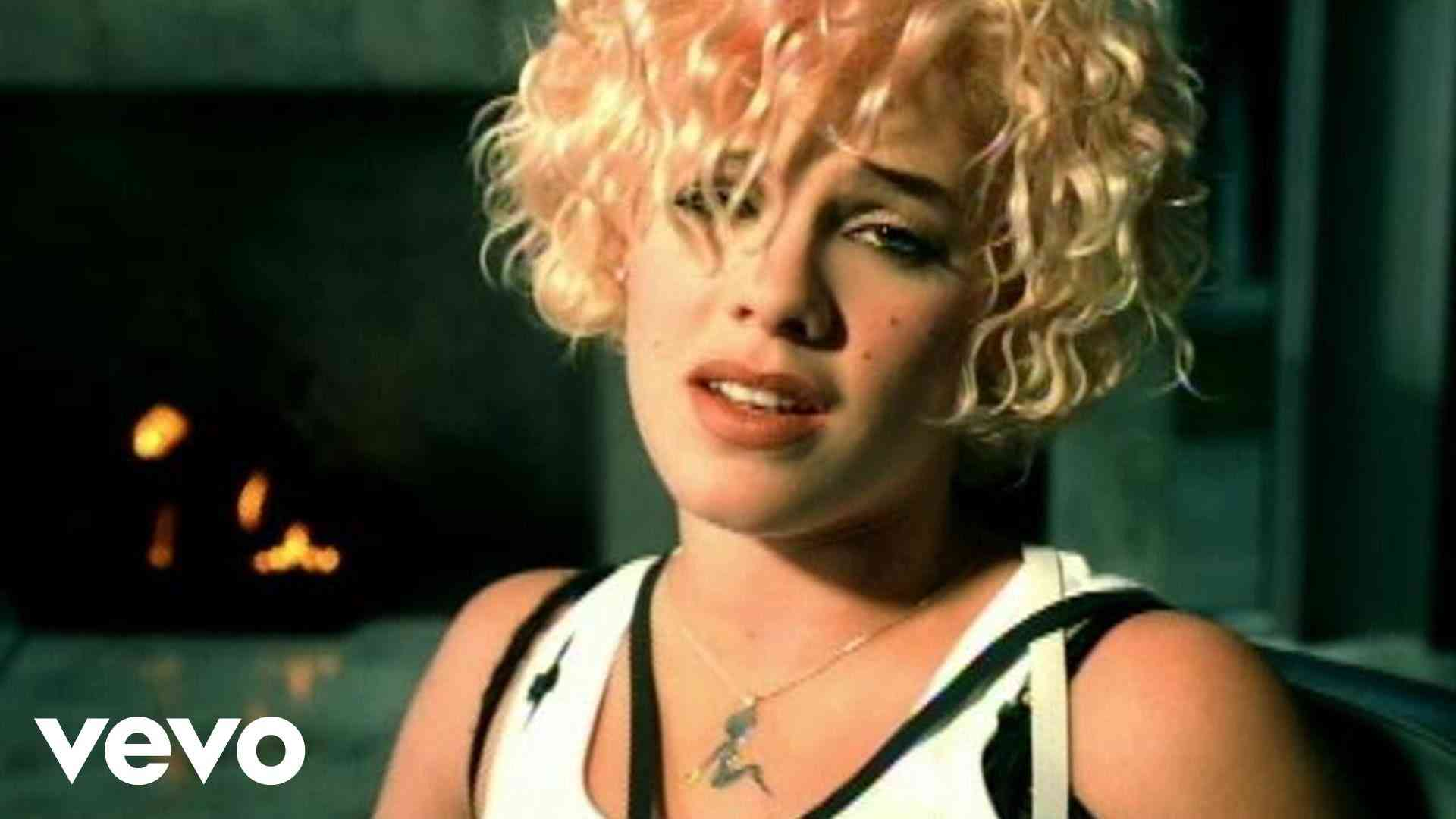 P!nk - Don't Let Me Get Me - YouTube