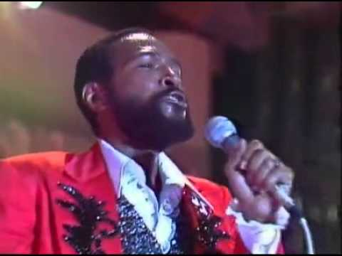Marvin Gaye -  Let's Get It On (live in Montreux 1980) - YouTube