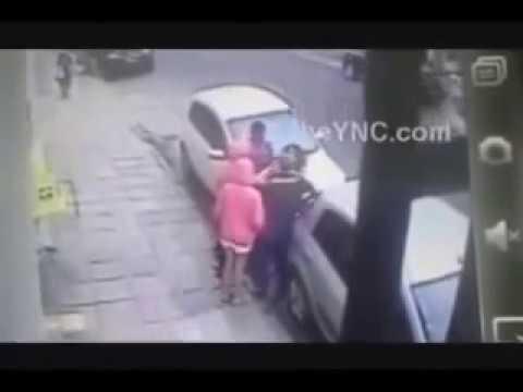 Immigrants Attacking Unarmed European Women - YouTube