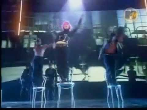 """Singer P!NK! performing LIVE 2001 """"A Tribute to Janet Jackson"""" - YouTube"""