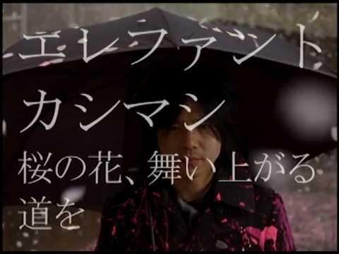 エレファントカシマシ「桜の花、舞い上がる道を」 - YouTube