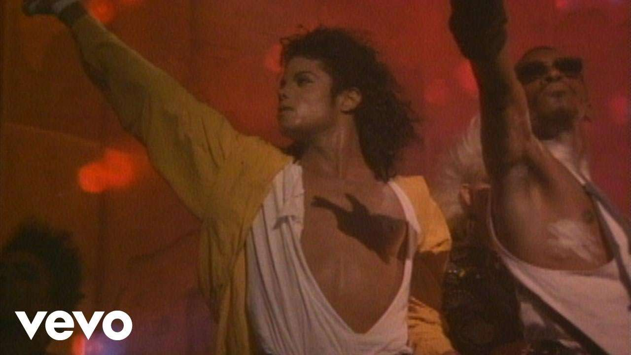 Michael Jackson - Come Together (Official Video) - YouTube
