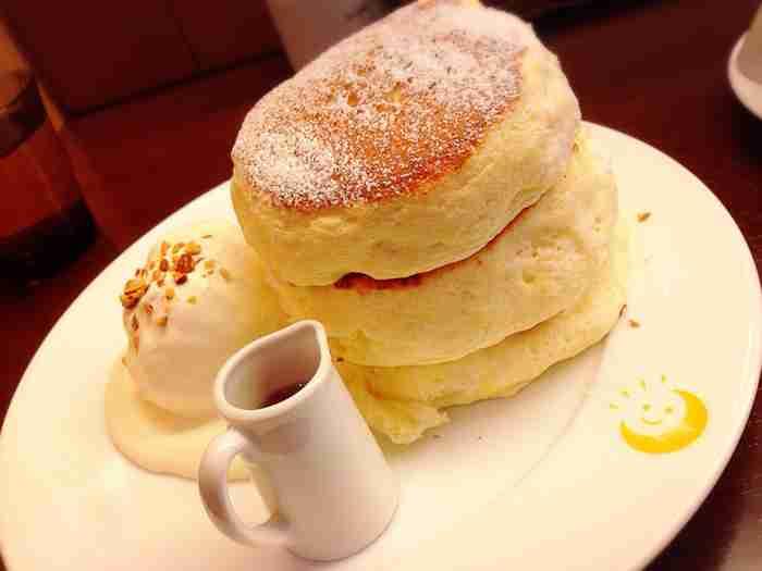パンケーキの画像ください