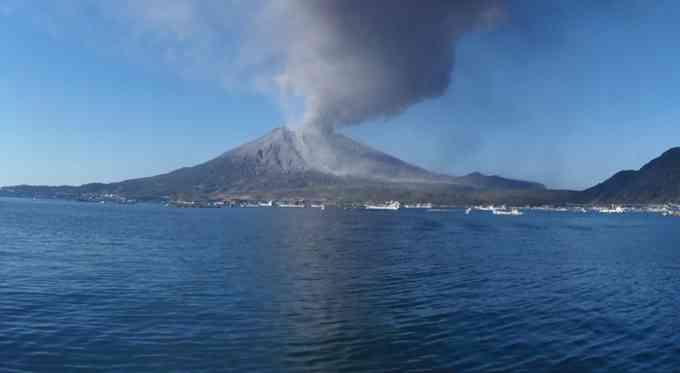 桜島噴火より怖い!九州の旧石器人や縄文人を死滅させた巨大カルデラ噴火 | 話材 | ビジネス | 企業実務オンライン – 企業の経理・税務・庶務・労務担当者の実務情報メディア