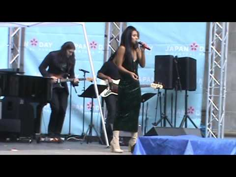 Japan Day NYC 05-14-2017: Che'Nelle - Destiny - YouTube