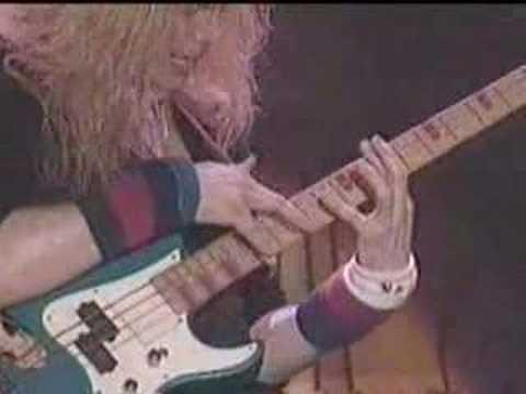 billy sheehan bass solo - YouTube
