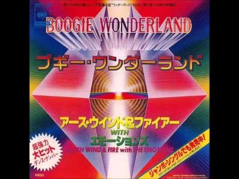 Boogie Wonderland (12″ version) / Earth, Wind & Fire with The Emotions - YouTube