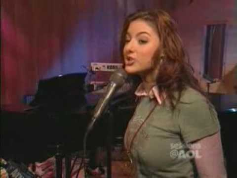 Stacie Orrico - Stuck Live AOL Sessions - YouTube