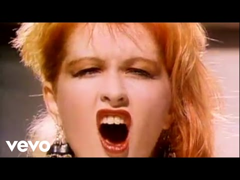 Cyndi Lauper - Girls Just Want To Have Fun (Official Video) - YouTube
