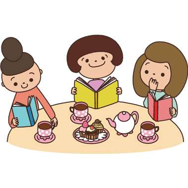 読書会に行ったことある人いますか?