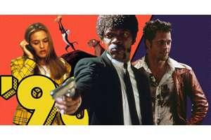「90年代の最も素晴らしい映画 TOP100」を米ローリングストーン誌が発表