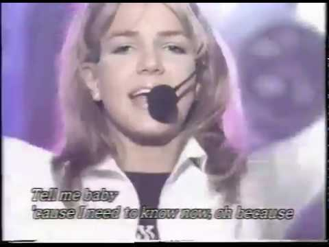 Britney Spears - Baby One More Time - YouTube