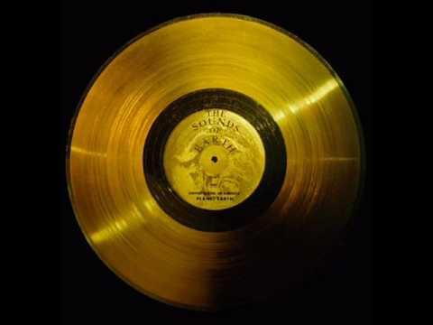 Voyager's Golden Record -El Cascabel-Lorenzo Barcelata&the Mari - YouTube