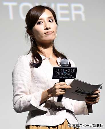 亀井京子の激痩せに関係者から心配の声 夫の不振も追い打ち?