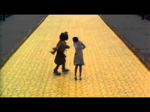 Michael Jackson and Diana Ross Ease On Down The Road - YouTube