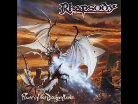 Rhapsody Of Fire- power of the dragon flame - YouTube