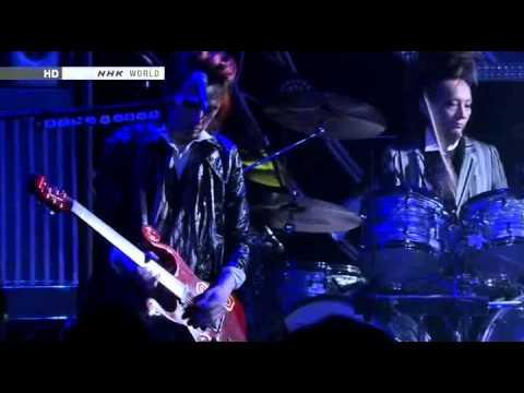 Buck Tick on JMELO NHK World - YouTube